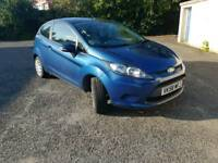 Ford Fiesta style 1.25 08