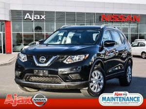 2015 Nissan Rogue S*AWD*AC*Power Group*Accident Free