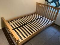 4ft x 6ft Bed Frame