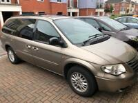 2005 Chrysler Grand Voyager. 2.8crd lx . Auto. 7 seater