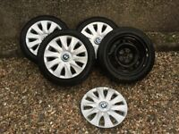 Winter Tyres/Wheels & Trims