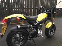 Suzuki Street Magic Tr50