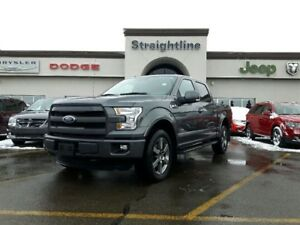 2015 Ford F-150 Low Km F150 Lariat Sport!