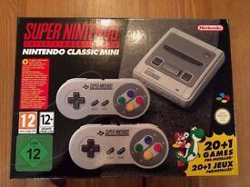 Super Nintendo Classic Mini (SNES) - New & Unused (Still Available)