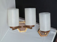 Four Interior Wall Lights