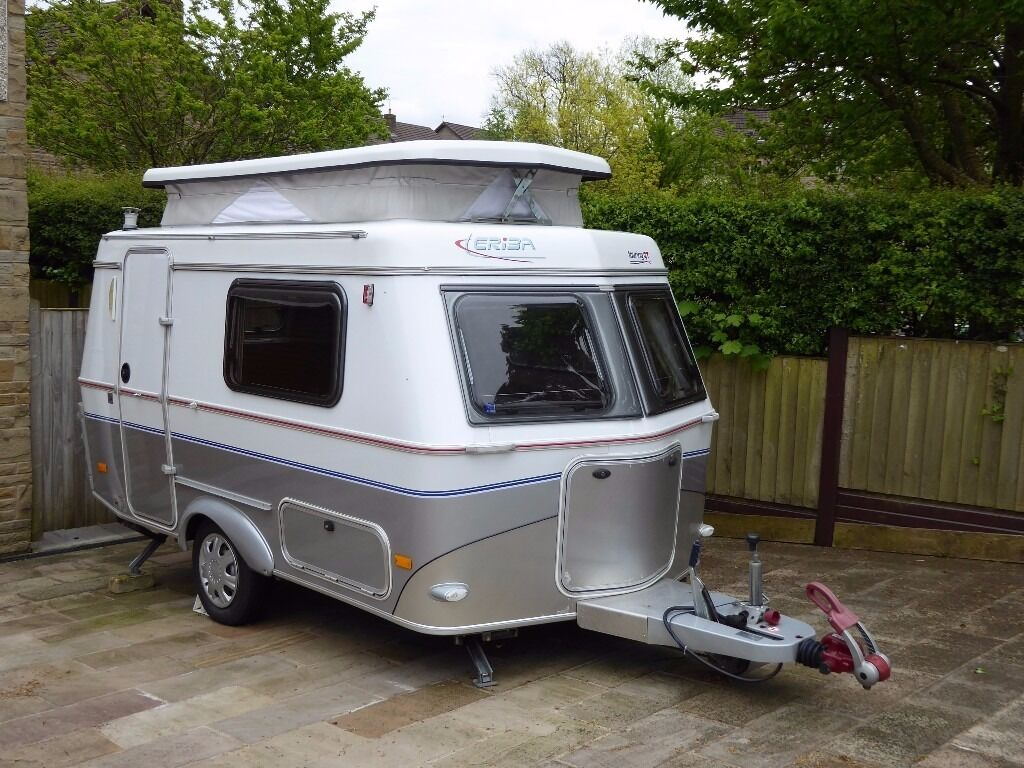 New Price Eriba Puck L 230 Gt 2008 2 Berth For Sale In