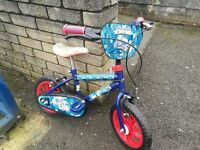 Free: Childs Bike 'Spiderman' Refurbished (Local Delivery Available)