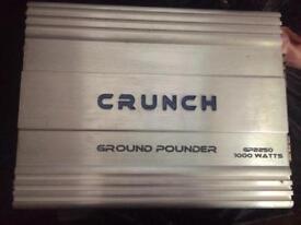 Crunch amp