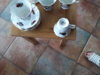 Richmond Bone China Tea 18 Piece Set