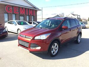 2014 Ford Escape SE 4x4 2.0L Leather Navi Tow Package