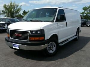 2015 GMC Savana 2500 CARGO-POWER WINDOWS, LOCKS, AND CRUISE