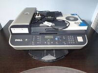 For sale, Dell 962 all-in-one printer, with manual and drivers CD