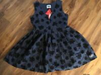 SuperDry skater style dress BNWT size Large
