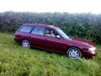 Subaru. Legacy