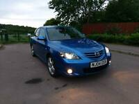 Mazda 3 sport 2.0l petrol (rx8, civic,mazda2, rx7, jdm,blue,mx5,cheap, hatchback)