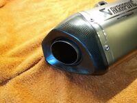 KTM Superduke 1290R Akrapovic slip on