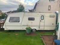Caravan 4 Berth (Abbey spectrum)