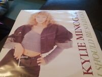 Kylie Minogue I should be so lucky
