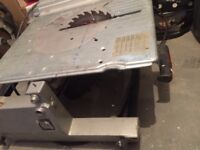 Saw power tools for sale - Router, table saw, angle grinder, chop saw and others. Elu, bosche,