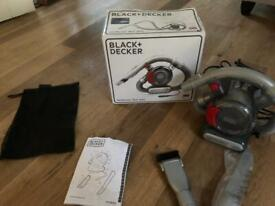 Black and Decker DustBuster Flexi Auto Car Vacuum