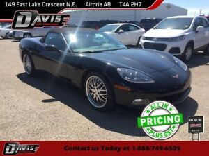 2006 Chevrolet Corvette NAVIGATION, BOSE AUDIO, 6-SPEED MANUAL