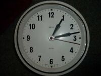 SMITHS SECTRIC CLOCK FOR SALE.