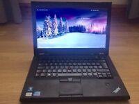 Lenovo T430s Laptop+Power Supply+4GB RAM+320GB HDD Storage+i5 3rd Gen+Windows 10+Good Condition
