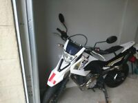 Yamaha WR125X Only 2,729 miles New MOT Just Serviced £2,850