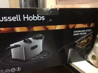 Brand new Russel Hobbs deep fryer