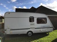 Abbey Adventura 315/2 berth caravan