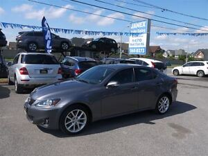 2012 Lexus IS 250 AWD-EXTRA CLEAN!