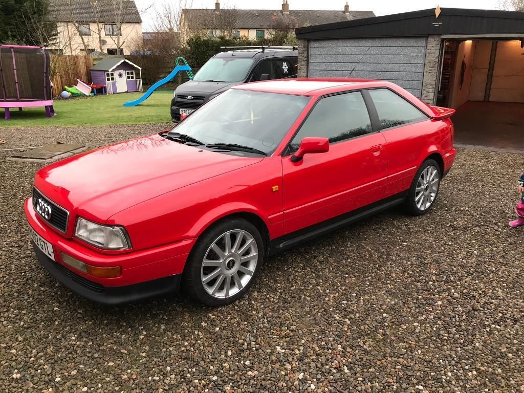 audi 80 coupe 1 9 tdi conversion deposit taken in montrose angus gumtree. Black Bedroom Furniture Sets. Home Design Ideas