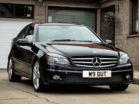 Mercedes-Benz CLC180 Kompressor Sport (3dr) *Low mileage in Aberdeen*