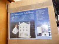 Queen Anne Dolls House Kit