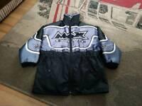 Kids motocross coat