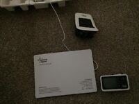 Baby monitor tommee tippee with baby sensor mat