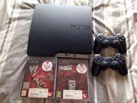 Sony PlayStation 3 160GB Slim Console