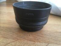 AS NEW HOYA 62mm very extendable multi lens hood