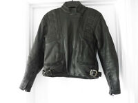 BELSTAFF Ladies leather biker jacket