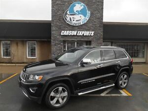 2015 Jeep Grand Cherokee LIMITED! SUNROOF! NAVI! FINANCING AVAIL