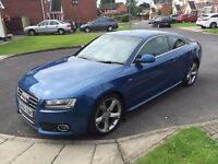 Stunning 2010/60 Reg Audi A5 2.0 TFSI ( 177bhp ) S Line Special Edition