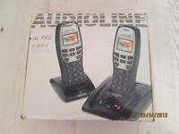 Audioline Digital Dual Phone Set