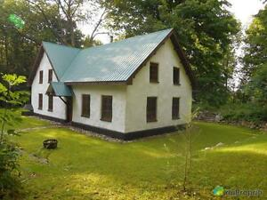 395 000$ - Maison à un étage et demi à vendre à Frelighsburg