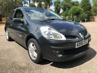 Renault Clio 1.2 expression 2005/55 very low mileage,very reliable,p-ex welcome
