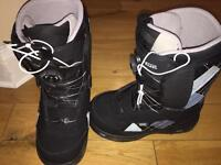 Snowboard boots (women's)