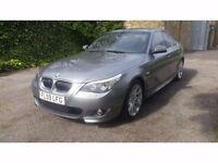 BMW 5 SERIES 3.0 530d M Sport Business Edition 4dr