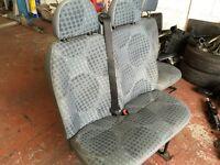 Transit Mk7 Seats