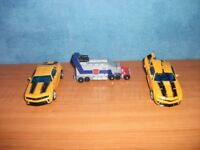 THREE TRANSFORMERS