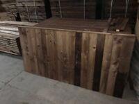 5ft fence panels heavy duty treated