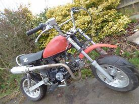 Pit Bike / Monkey Bike